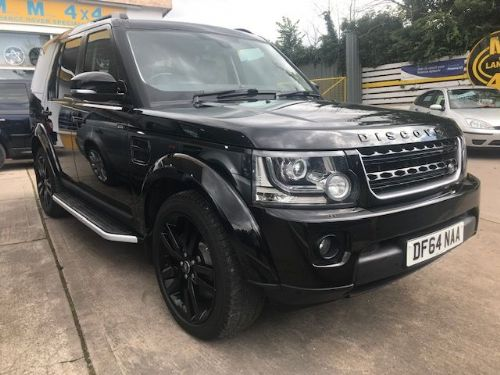 ***SOLD***DISCOVERY 4 SDV6 SE TECH AUTO 2015***SOLD***